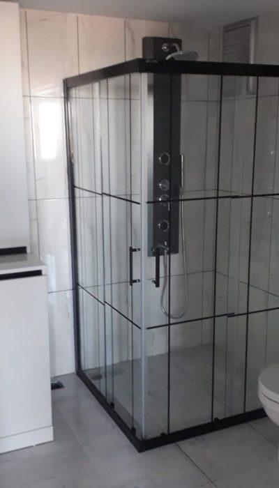 Kayseri duşakabin köşeli